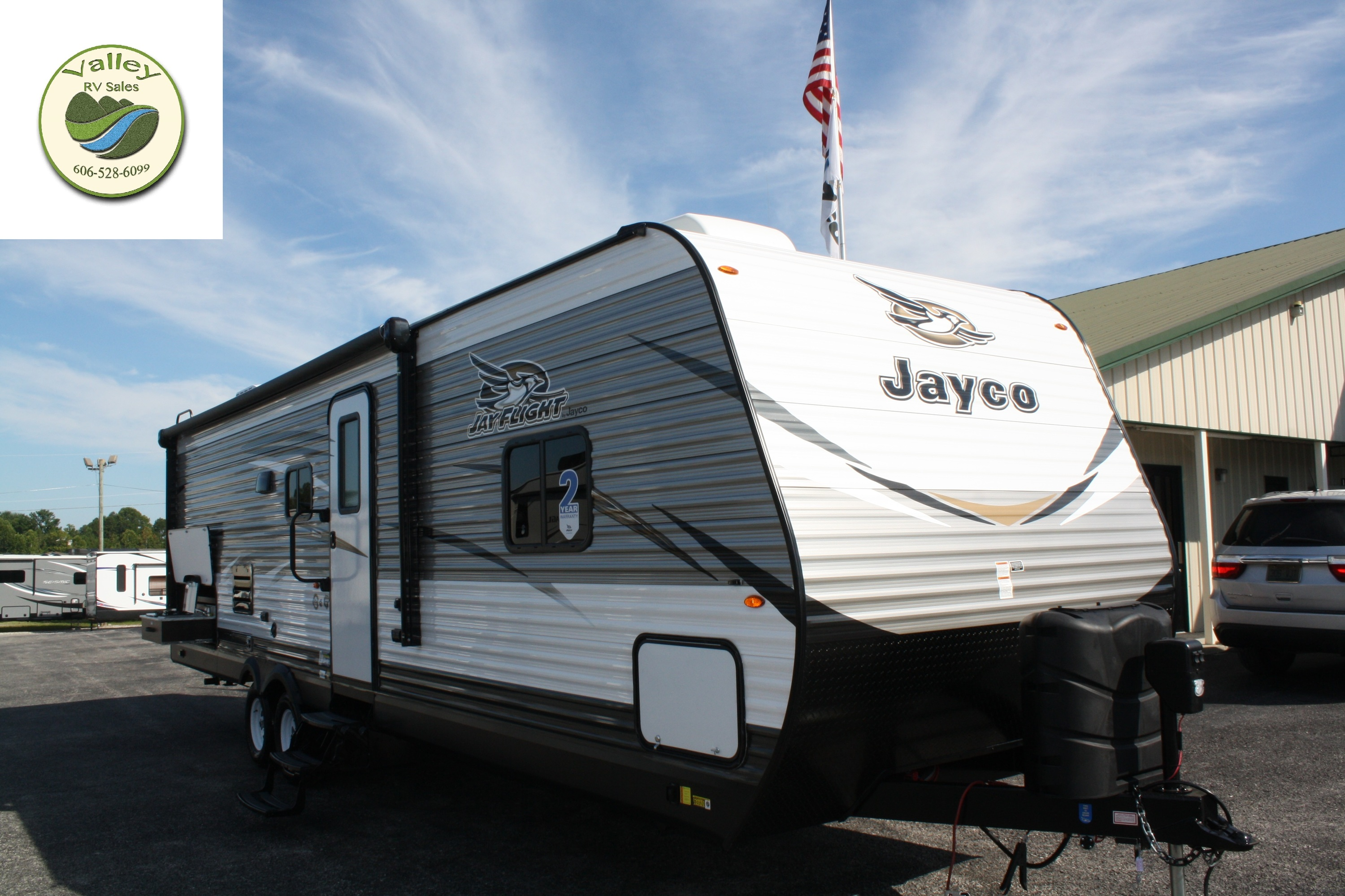 Valley RV Sales - Corbin, KY - Offering New & Used RVs from Jayco